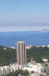 Botafogo, Torre do Rio Sul excelente sala com 134m²