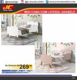 Mini cama Anabelle o