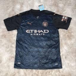 Camisa Man. City 3thrd Kit 2020