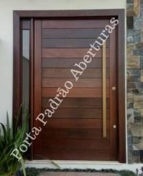 Porta maciça madeiras de lei para Araçatuba
