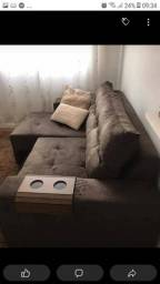 Sofa retratil novo enbalado