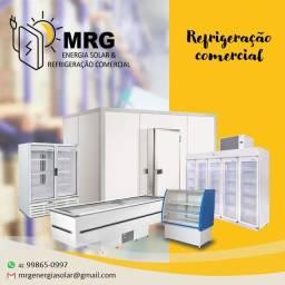 Refrigeração MRG resfriador de leite
