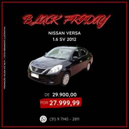 (BLACK FRIDAY) VERSA 1.6 SV
