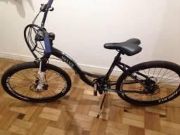 Bicicleta Feminina Monaco Athenas Aro 26 - usada e linda