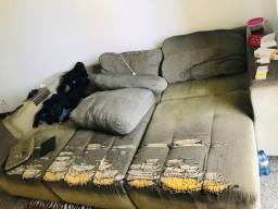 Título do anúncio: Sofa 100% retratil