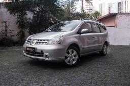 Título do anúncio: Nissan Grand Livina  SL 1.8 16V AT Flex