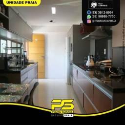 Apartamento com 5 dormitórios à venda, 316 m² por R$ 1.900.000,00 - Miramar - João Pessoa/