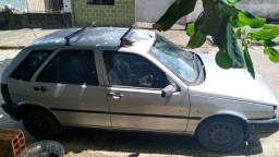 Vendo carro Fiat tipo ano 92 a gás e gasolina 3800 ou troco por moto