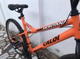 Título do anúncio: BICICLETA CALOI MONTANA