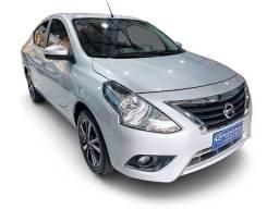 Título do anúncio: Nissan Versa VERSA SL 1.6 16V FLEXSTART 4P CVT. FLEX AUTOMÁ