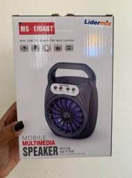 Caixa de som Bluetooth completa PROMOÇÃO IMPERDÍVEL!!!!
