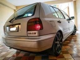 Título do anúncio: VW Golf GL 1.8 97/98 Completo Fueltech Doc Ok