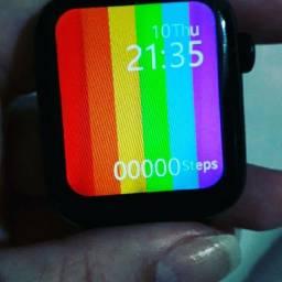 Relógio Smart Watch Iwo 8 Lite Plus W34+ Inteligente Bluetooth 44mm