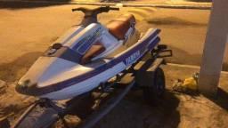 Título do anúncio: Vendo casco de jet ski yamaha rider 1100 documentado <br>