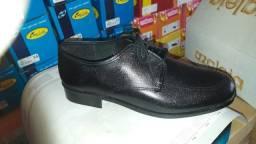 Sapato touroflex tradicional couro novo