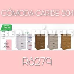 Cômoda Caribe cômoda Caribe 504 91929