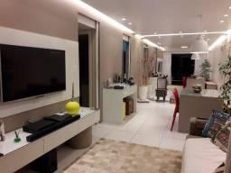 02 quartos, alto padrão, mobiliado e decorado - Costa Azul!