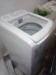 Máquina de lavar roupa 8kg Electrolux 110vts  ret. Friburgo/Jardinlandia