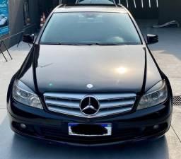 Título do anúncio: Mercedes C 180 Kompressor Blue Efficiency