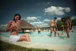 Título do anúncio: Flat studio localizado hotel Fazenda Monte Castelo