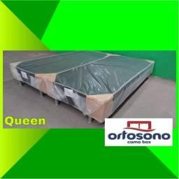 Base queen size, base de casal queen size, base queen # frete gratis #