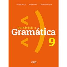 Livro Descobrindo a Gramática 9. Ano