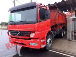 MB Atego 2425 Truck Caçamba 2009