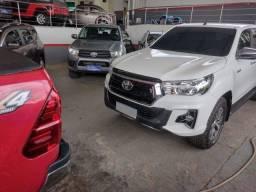Título do anúncio: Hilux Diesel Aut. SRV 2020 e SRX 0km
