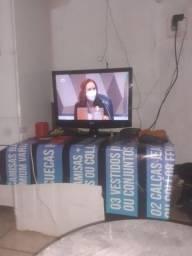 TV 14 polegadas LG com conversor digital