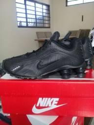 Nike Shox 4 mola Novo Na Caixa N°40
