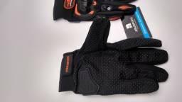 Luva ciclista motoqueiro com proteção//entrega grátis promoção