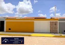 Casa de 3/4 em Extremoz, Bairro Vila Maria, Doc. Grátis + Brinde