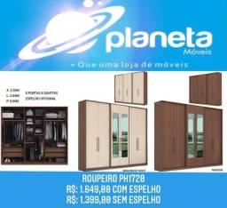 Título do anúncio: ROUPEIRO PH1720 PROMOÇÃO / CACHORROS CACHORRO