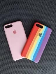 Capas iPhone 7 plus 2 por 50