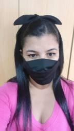 Kits de máscaras com tiara