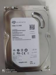 HD Seagate 2tb Novo