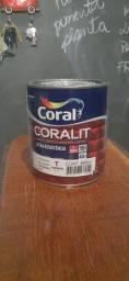 Título do anúncio: Tinta Coral 800ML