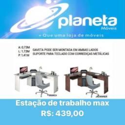 Título do anúncio: ESTAÇÃO DE TRABALHO MAX // CAVALOS CAVALOS
