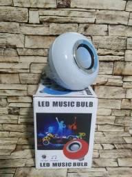 Título do anúncio: Lâmpada músical bluetooth