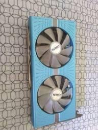 RX 580 8 GB Edição Especial.