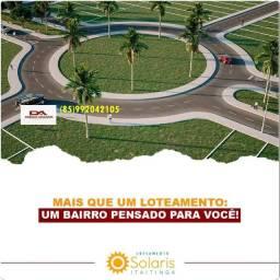 Título do anúncio: Loteamento Solares -- corretores a disposição !!