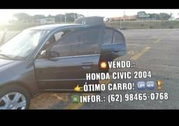 Honda Civic 2004 motor 1.7 em Goianira