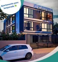 Apartamento mobiliado para alugar para temporada