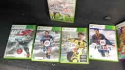 Título do anúncio: Jogos Xbox
