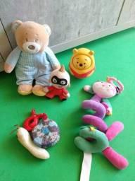Combo brinquedos variados