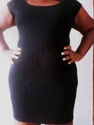 Título do anúncio: Vestido plus size em perfeito estado