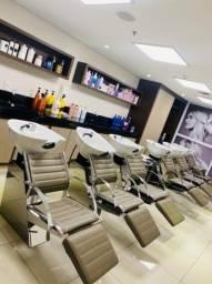Alugo cadeira para Cabeleireiro em Salão de luxo no Limeira Shopping