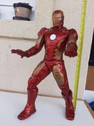 Título do anúncio: Boneco de Vinil Gigante Homem de Ferro Revolution 50 cm
