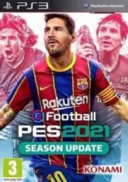 PES 2021 Playstation 3