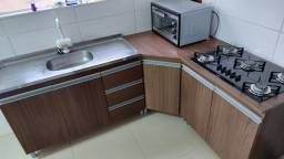 Título do anúncio: Cozinha completa + cooktop